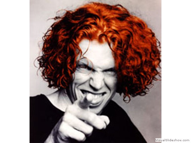Carrot Top - National Acts