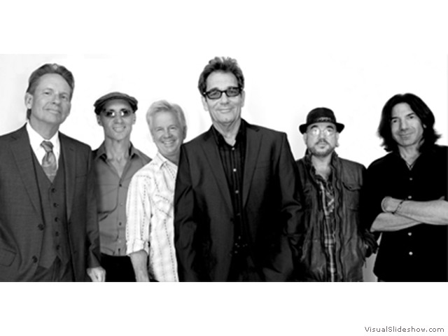 Huey Lewis and The News - National Acts