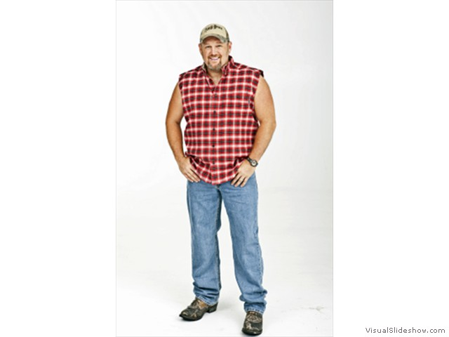 Larry the Cable Guy - Comedians
