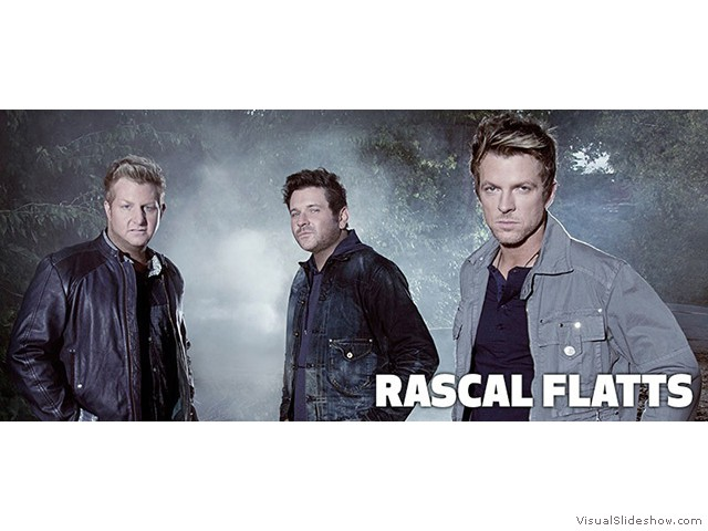 Rascal Flatts - National Acts