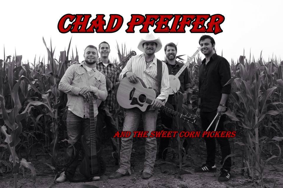 Chad Pfeifer and the Sweet Corn Pickers